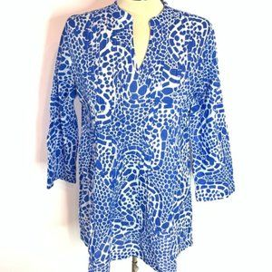 NWT Southern Frock starfish printed tunic top